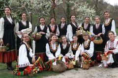 Lazarki en Bulgaria Fotografía de archivo libre de regalías