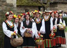 Lazarki en Bulgaria Fotos de archivo libres de regalías