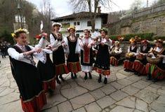 Lazarki en Bulgaria Imagen de archivo libre de regalías