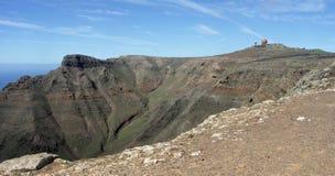 Lazarote Mountain Stock Photo