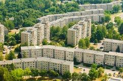 Lazdynai, Vilnius, Lithuania Royalty Free Stock Photo