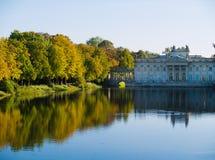 Lazenki park, Warsaw, Poland Royalty Free Stock Photo