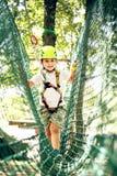 Lazer da aventura do verão em Albânia Imagens de Stock