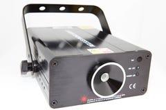 lazer przedstawienie system Zdjęcia Royalty Free
