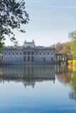 Lazienki park, Warsaw, Poland Royalty Free Stock Photos