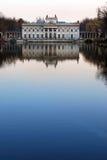 Lazienki Royal Palace Stock Photo