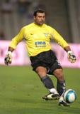 Lazio Goalkeeper Angelo Peruzzi Stock Images