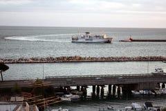 Laziomar ferry Royalty Free Stock Image