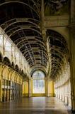 Lazne di Marianske, la colonnato principale Immagine Stock