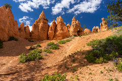 Lazo Bryce Canyon National Park Utah los E.E.U.U. de Navajo Fotografía de archivo