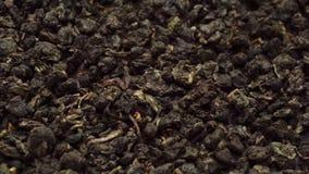 Lazo chino seco Guan Yin Oolong Tea Leaves Rotating metrajes
