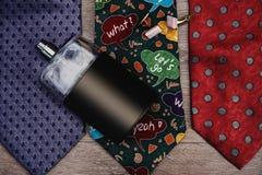 Lazo con perfume Foto de archivo libre de regalías
