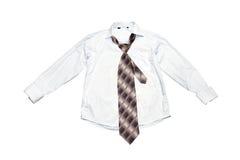 Lazo con una camisa Imagen de archivo