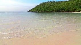 Lazo de la playa de la playa