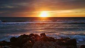 Lazo de la puesta del sol de Captiva metrajes