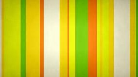 Lazo video brillante multicolor Paperlike @60fps del fondo de las barras de colores de //4k de las rayas 08 ilustración del vector