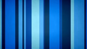 Lazo video del fondo de las barras sucias azuladas multicoloras Paperlike de las rayas 4k 60fps stock de ilustración