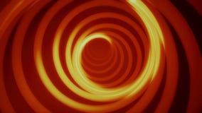 Lazo video del fondo del túnel geométrico tranquilo de Saco //1080p libre illustration