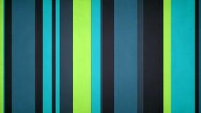 Lazo video fresco sucio multicolor Paperlike del fondo de las barras de color de las rayas 4k 60fps libre illustration