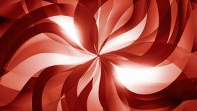 Lazo video psicodélico colorido rojo del fondo de //4k 60fps del caramelo psico metrajes
