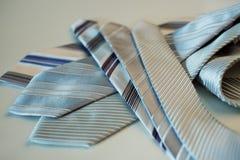 Lazos de seda Fotografía de archivo libre de regalías