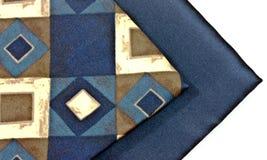 Lazos de seda coloridos Imágenes de archivo libres de regalías