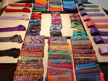 Lazos y corbatas de lazo fotografía de archivo libre de regalías
