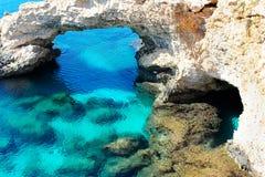 lazurowy morze Obraz Stock