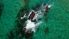 Lazurowy morze zanim burza, przerwa zderzak dla twój teledyska zbiory