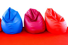 Lazy bags Royalty Free Stock Images