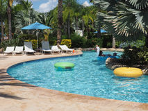 Lazy river Stock Images