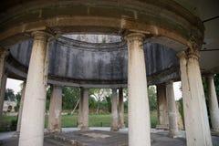 Lazzaretto van Verona is een historisch gebouw in Verona royalty-vrije stock afbeeldingen