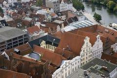 Lübeck, Allemagne Photos libres de droits