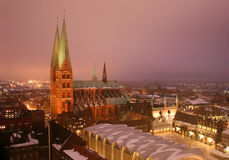 Lübeck, Germany Stock Images