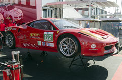 LBGP - Ferrari Royalty Free Stock Image