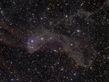 LBN 437 Nebula stock photography