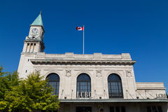 LCBO Building Exterior Royalty Free Stock Photography
