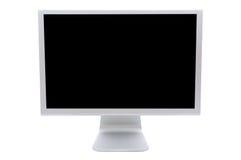 计算机lcd监控程序 库存图片