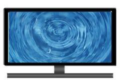 LCD στοκ εικόνα
