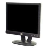 LCD Computer Monitor Royalty Free Stock Photos