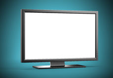LCD computer monitor Royalty Free Stock Photos