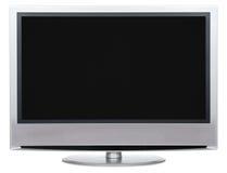 LCD con la pantalla en blanco Fotografía de archivo