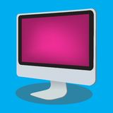 LCD Display Royalty Free Stock Photo