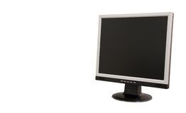 LCD display monitor Stock Images