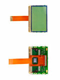 LCD display spare part. LCD display for mobile phone Royalty Free Stock Photography