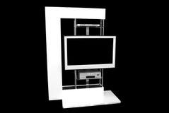 Lcd-Fernsehapparat Lizenzfreies Stockfoto