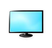 LCD-FERNSEHAPPARAT Lizenzfreie Stockbilder