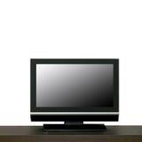LCD-FERNSEHAPPARAT Lizenzfreie Stockfotos