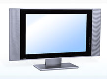 Lcd-Fernsehen Stockfotos