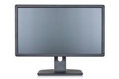 Lcd flat monitor Stock Image